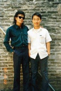 MJ in China