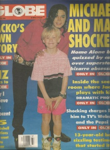 Globe Magazine 9.14.1993