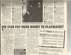 Original Payoff Story